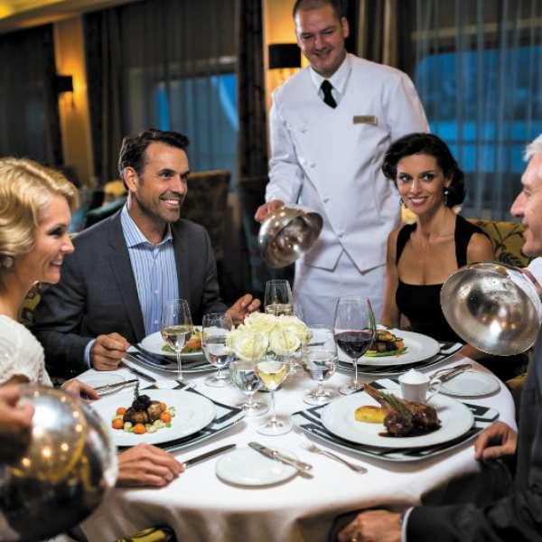 Conhe a 10 restaurantes franceses em cruzeiros de luxo for Restaurantes franceses