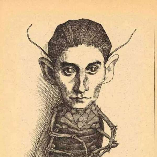 "franz kafka as gregor samsa In ""the metamorphosis"" by franz kafka, positive and negative perspectives are  revealed about gregor samsa's transformation although his metamorphosis."