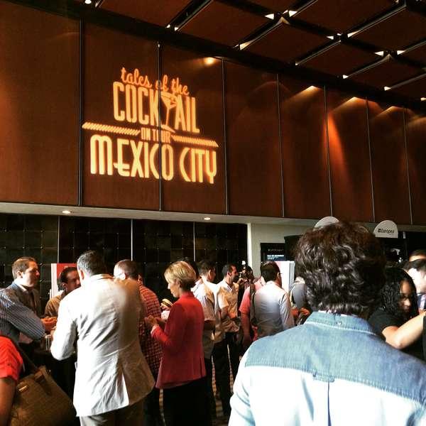 Cocktail Tour Mexico City
