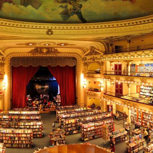 libreria argentina madrid: