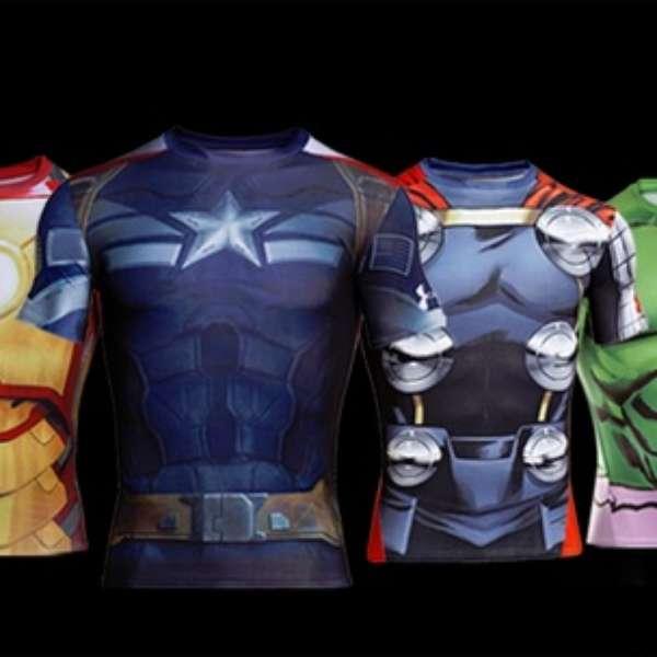 d75c04a0f47 camiseta under armour vingadores