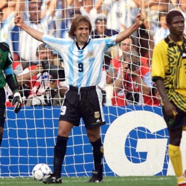 "ARGENTINA VS. JAMAICA: La ""albiceleste"" Manda Ante Los"