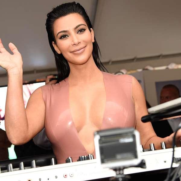Cinta de video de sexo Kim Kardashian