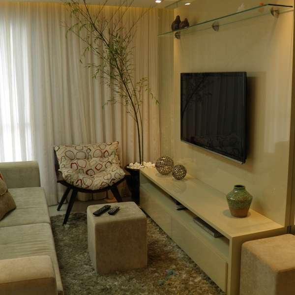 Como Decorar Sala Unica E Pequena ~ Rápido e fácil veja 5 mandamentos para decorar sala pequena