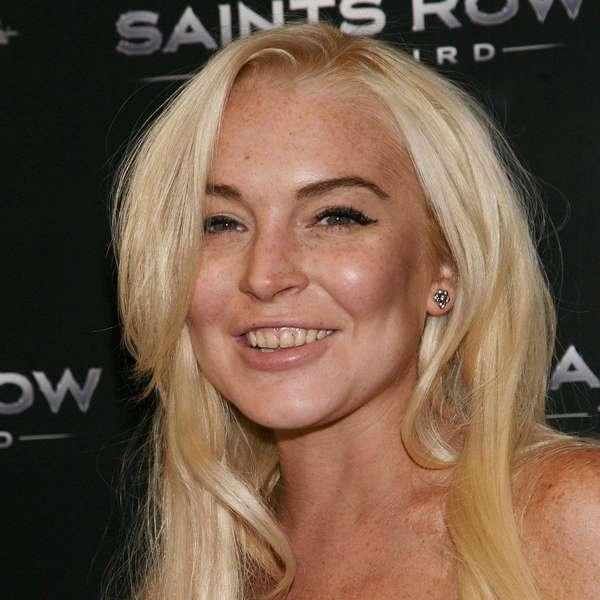 Lindsay Lohan Culo - esbiguznet