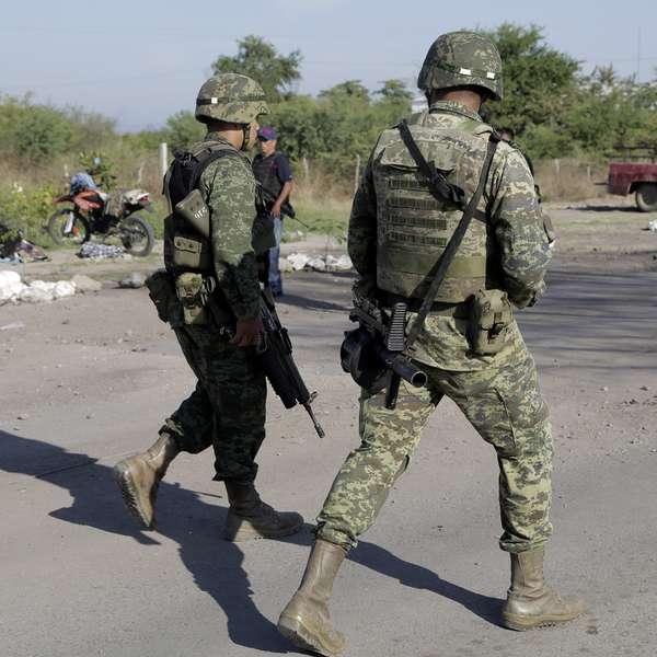 Militares ser n juzgados por muerte de 7 civiles en zacatecas m xico for Juzgado togado militar
