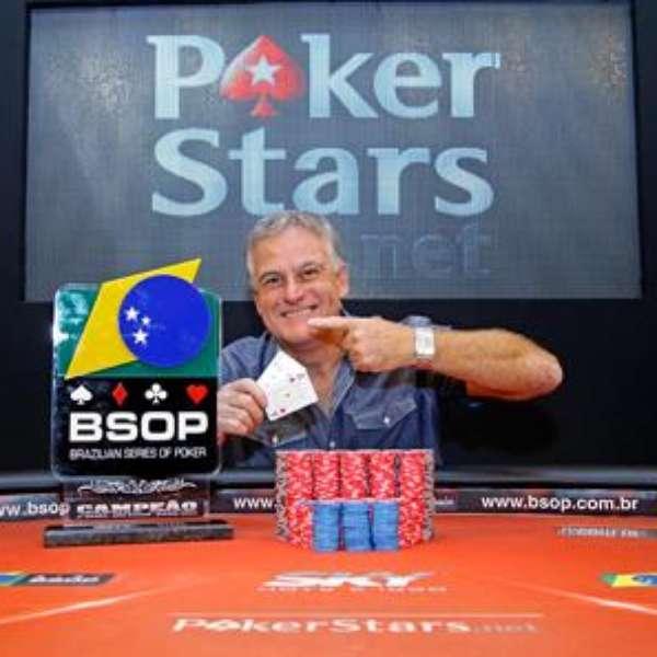 Poker santos sp