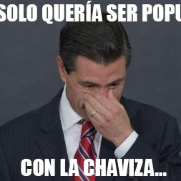 Memes Del Presidente Pena Nieto Short Hairstyle 2013