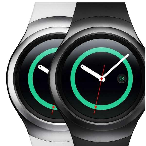 Samsung revela detalles de su primer smartwatch circular ...