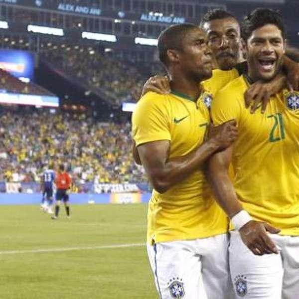 Douglas Costa Destaca Que Seleção Está 'preparada' Para As