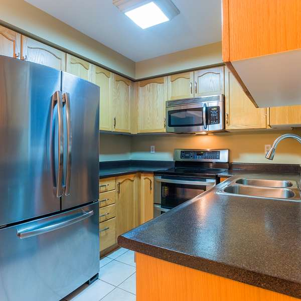 C mo medir la altura ideal de los muebles de cocina con el - Altura muebles de cocina ...