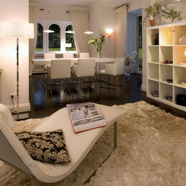 Iluminaci n para interiores se recomienda m s luz en la - Iluminacion de interiores ...