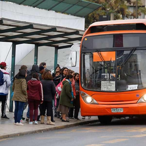 Transantiago presenta nuevos recorridos para varias comunas for Lo espejo 03450 san bernardo