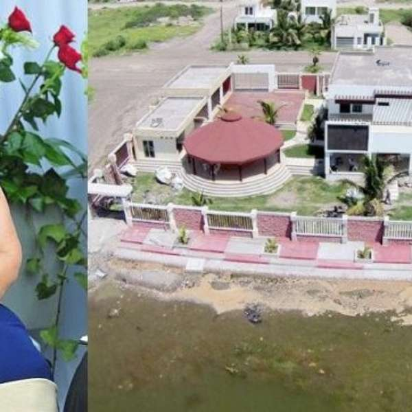 Senadora priista se construye 39 casa blanca 39 de 8 mdp sin - Permisos para construir una casa ...