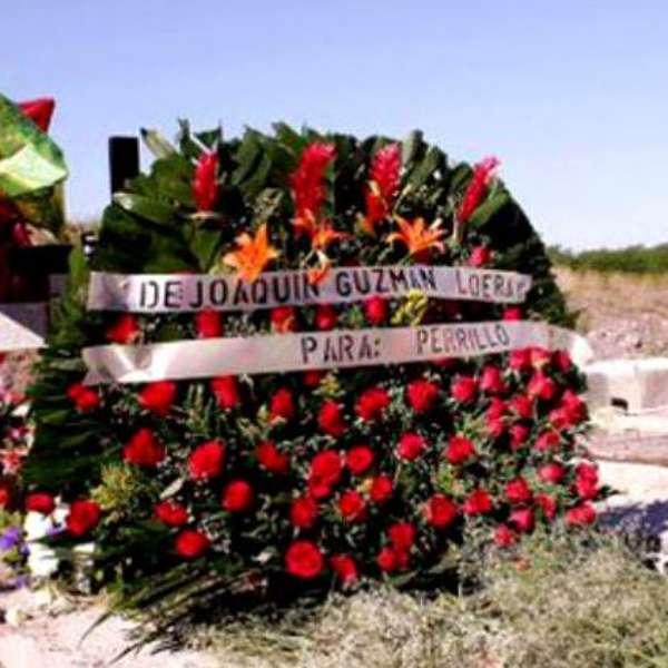 el chapo habr u00eda enviado supuesta ofrenda floral a pante u00f3n