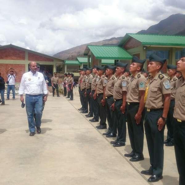 Ministerio del interior construir complejo policial en for Ministerio del interior comisarias