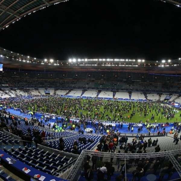 A hist ria do falso her i mu ulmano que impediu entrada de homem bomba em est - Capacite d accueil stade de france ...