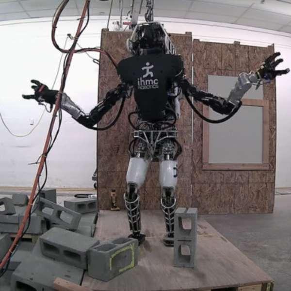 Video atlas el robot que har a las labores de casa por ti - Labores de casa ...