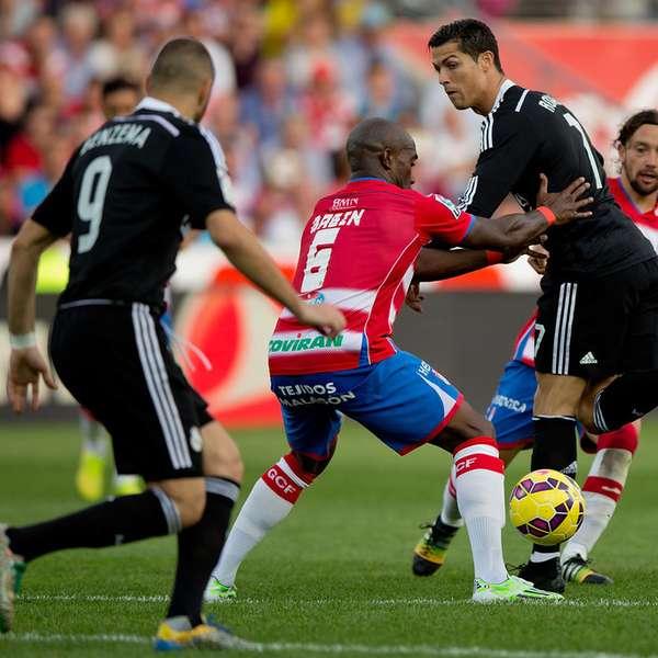 Jornada 23 liga bbva a qu hora juega granada vs real for A que hora juega el real madrid