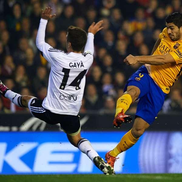 Semifinales copa del rey a qu hora juega valencia vs for A que hora juega el barcelona hoy
