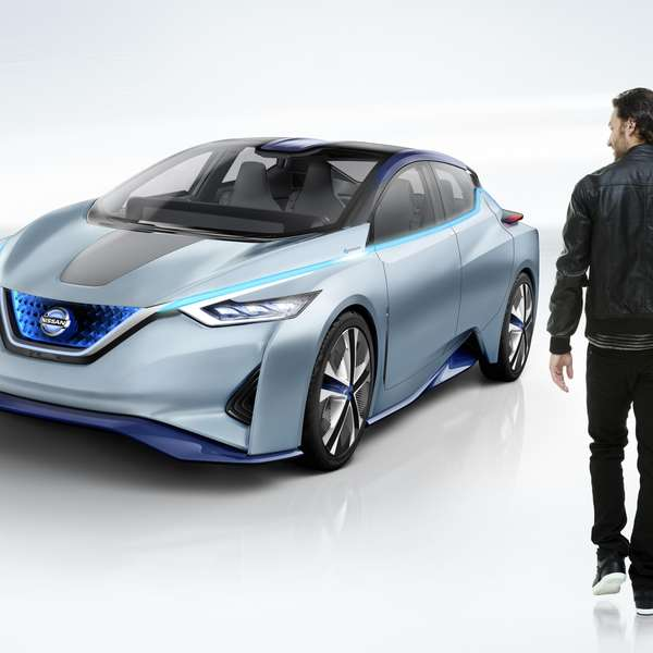 Nissan Mostrar 225 Visi 243 N De Movilidad Inteligente En Auto