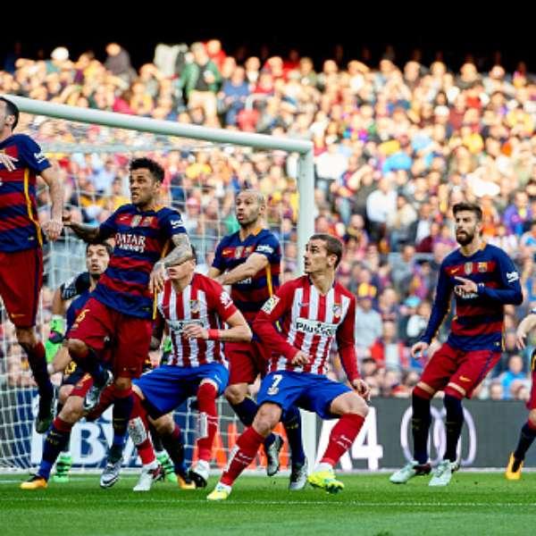 Champions a qu hora se juega el barcelona atl tico de for A que hora juega el real madrid