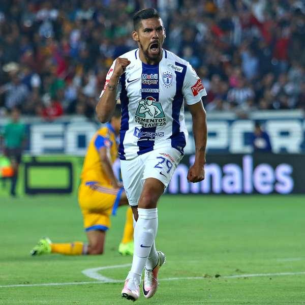 Pachuca vence 2-1 a Tigres, Clausura 2016, Jornada 13