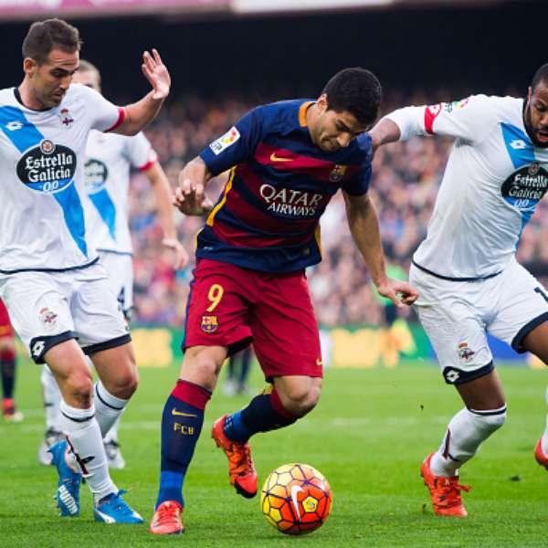 Liga bbva jornada 34 a qu hora se juega el deportivo for A que hora juega el barcelona hoy