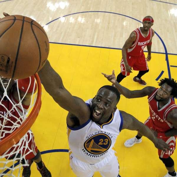 Rockets Vs Warriors May 24: NBA: A Qué Hora Juegan Warriors Vs. Rockets En Los PlayoffS