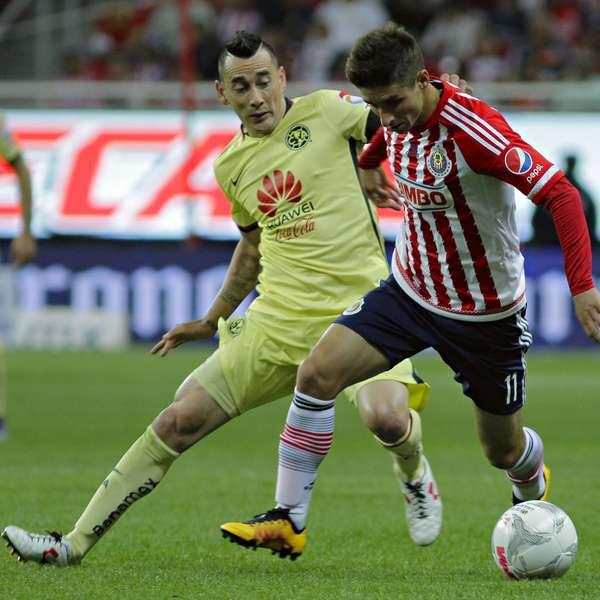 Chivas vs America Liguilla 2016 resultados cuartos de final Liga MX