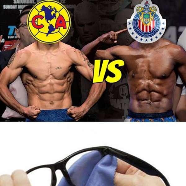 Mejores Memes del resultado America vs Chivas Liguilla Clausura 2016