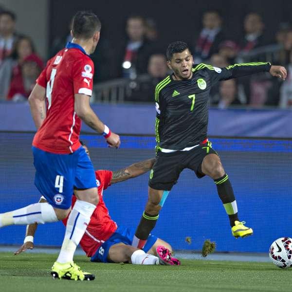 Mexico vs chile en vivo partido amistoso fecha fifa 1 de Quien juega hoy futbol