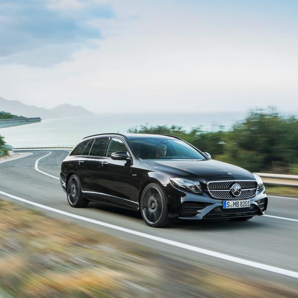 Te compartimos al nuevo e 43 4matic estate de mercedes benz for Mercedes benz in vance al