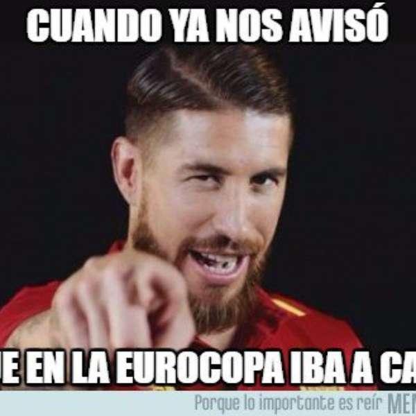 Eurocopa 2016 los mejores memes de la derrota de espa a for Los mejores sofas de espana