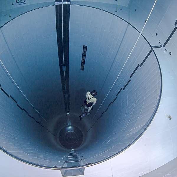39 y 40 39 la piscina m s profunda del mundo en fotos for Piscina mas profunda del mundo