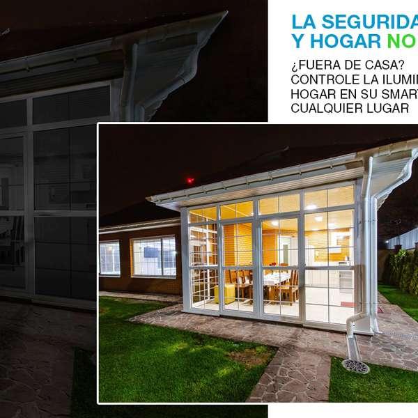 Convierte tu casa en inteligente y obt n seguridad - Seguridad en tu casa ...