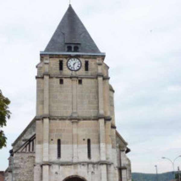 La monja que pudo huir del atentado de saint etienne du for Frazzi saint etienne du rouvray