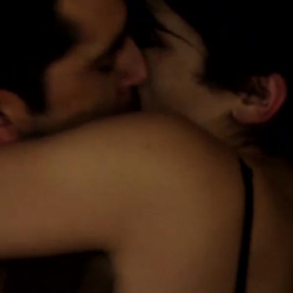 Escena de sexo en vivo