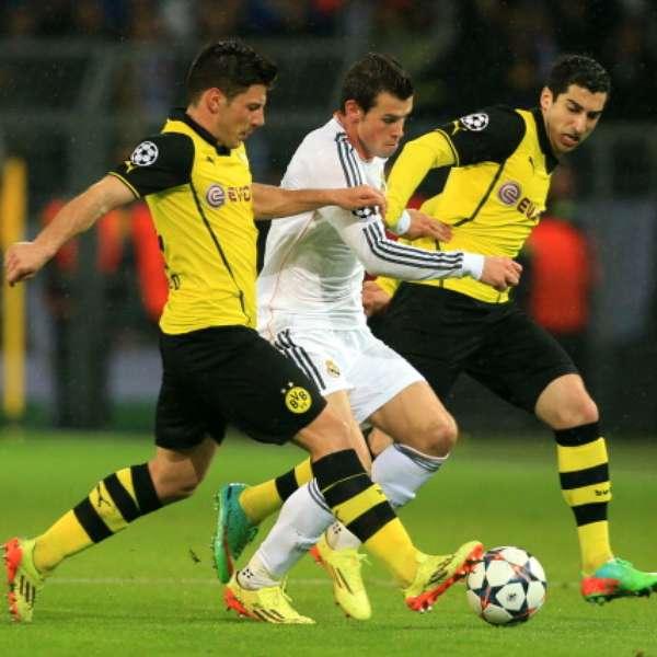 Image Result For Vivo Real Madrid Vs Borussia Dortmund En Vivo Alineaciones