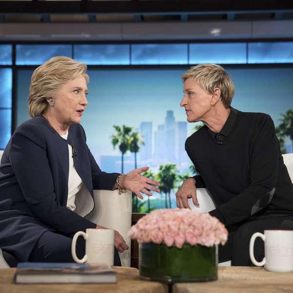 Clinton reconoce tono negativo en la campaña