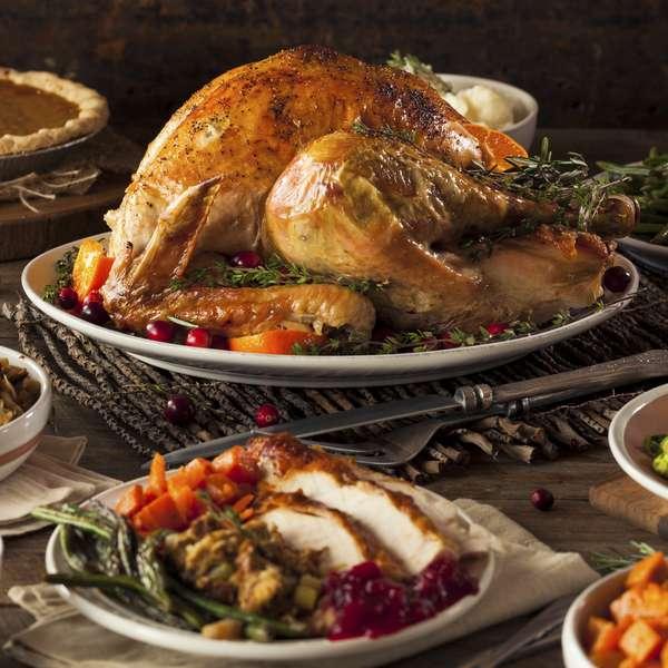 Thanksgiving day c mo hacer pavo de d a de acci n de for Como cocinar un pavo