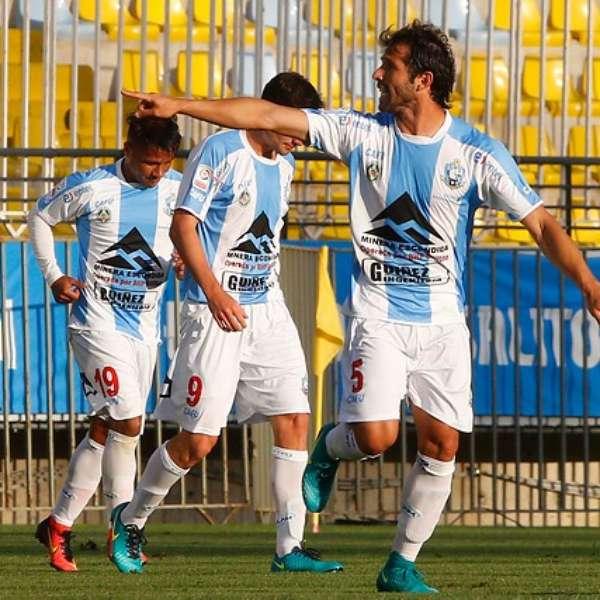 El Apertura finaliza con goleada de Antofagasta a Everton