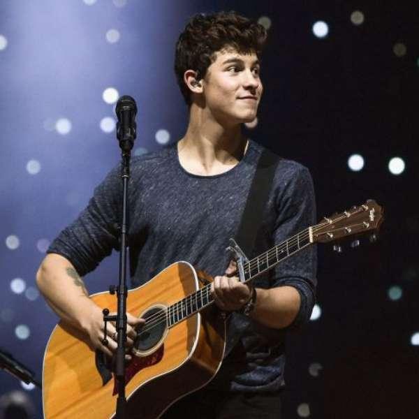 Shawn Mendes Lan A Seu Primeiro Lbum Ao Vivo Live At Madison Square Garden Gravado Em Nova York
