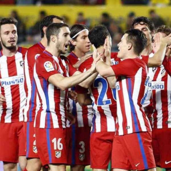 Griezmann marca, e Atlético fica perto das quartas da Copa ...