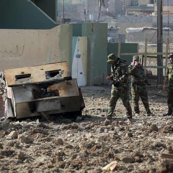 Nuestras tropas en Irak porno