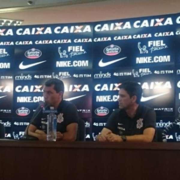 Carille quer jovens, parar saídas e reforços no Corinthians