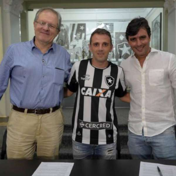 Montillo projeta dupla com Camilo e relembra seu gol contra o Flamengo