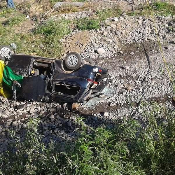 Accidente en Rauco, Región del Maule, deja 1 muerto y 8 heridos - Terra Chile