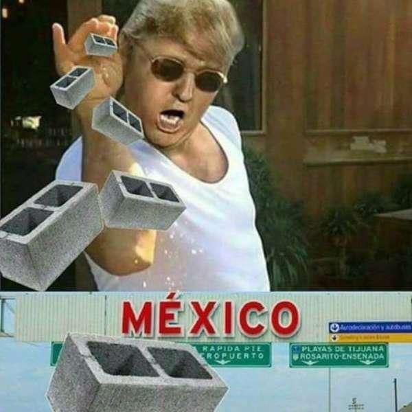 Memes de Donald Trum