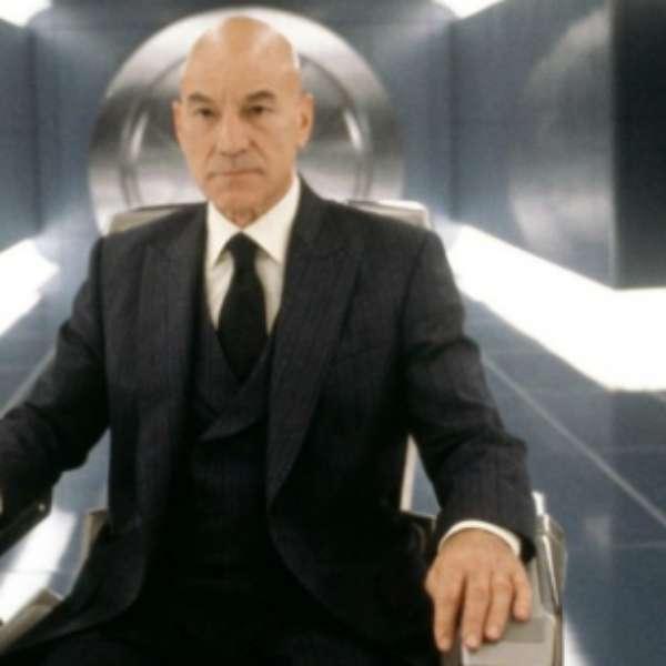 Patrick Stewart de novo como Professor Xavier? Ator deseja ... Patrick Stewart Professor X